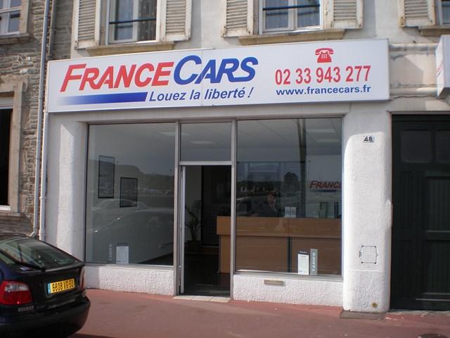location de voiture et utilitaire cherbourg gare sncf france cars. Black Bedroom Furniture Sets. Home Design Ideas