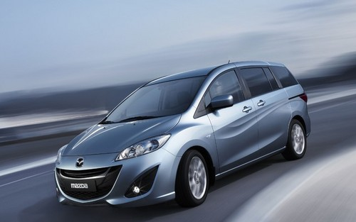le monospace mazda 5 veut devenir une r f rence france cars. Black Bedroom Furniture Sets. Home Design Ideas