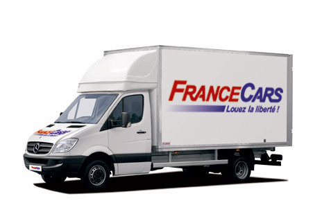 location petit camion location utilitaire 20m3 avec hayon france cars. Black Bedroom Furniture Sets. Home Design Ideas