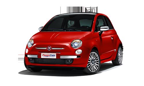 ECONOMIQUE type Fiat 500 agence MARTIGUES