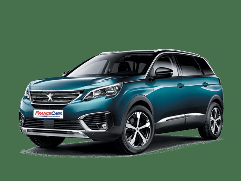 MONOSPACE BOITE AUTO type Peugeot 5008 agence ARRAS
