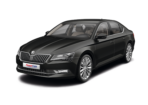Location voiture ROUTIERE      type Skoda Superb Saint Alban Leysse derniere minute