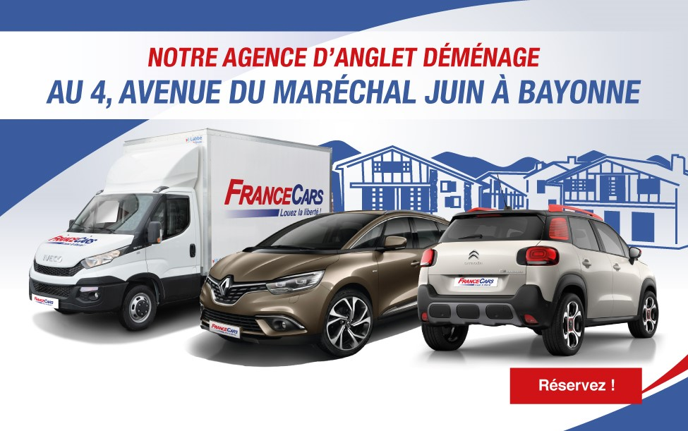 Encart déménagement Bayonne