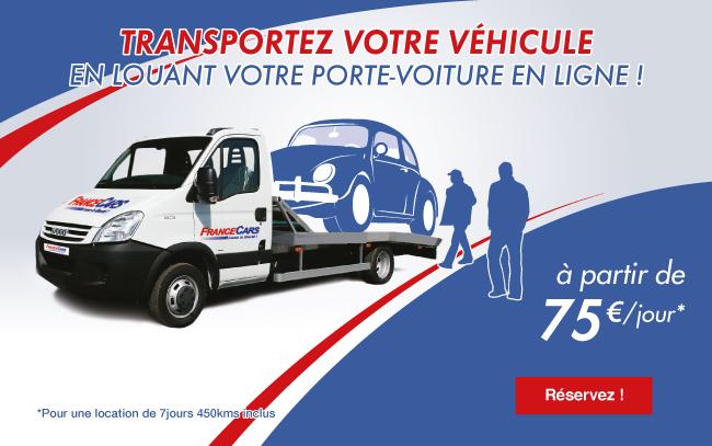 Transportez votre véhicule